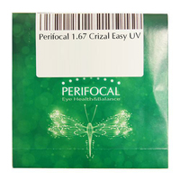 Perifocal 1.67 Crizal Easy UV