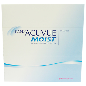 1-Day Acuvue Moist (180 шт.)